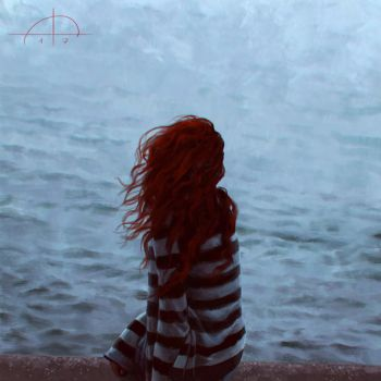 Looking for a horizon by AlessiaPelonzi