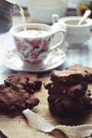 Coffee and cookies time by SunnySpring