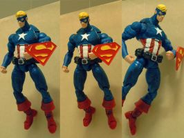 Amalgam Super Soldier custom by Mace2006