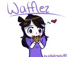 For Jaiden Animations :3 by ChibiFizz