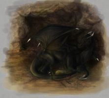 Brood of Dragon by ValkAngie