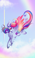 Up in the Sky by Hagallaz