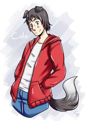 Cole by Angel-soma