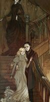 crimson peak by huandual