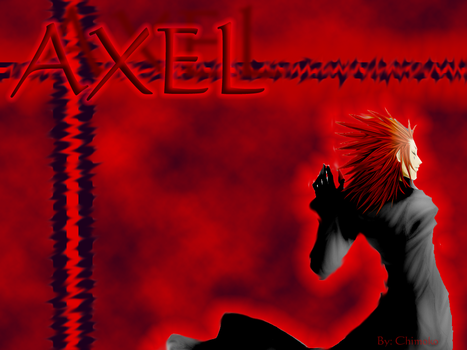 Axel wallpaper by ChimokoUmi