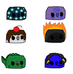 Cute Slime Adopts (6/6 OPEN) by ParagonPalace