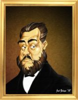 CHARLES SPURGEON by Reformed-Artiste