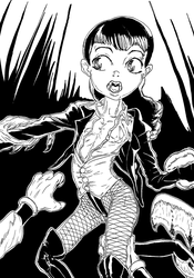 Kidzatanna like #8 issue by XD-e-R-r-A-C-i-A-zX
