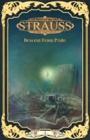 Strauss Issue I Cover by seandunkley