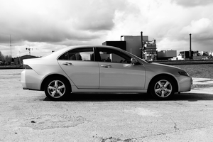 Accord CL9 side by dafour