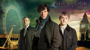 Sherlock by Dreamvisions86