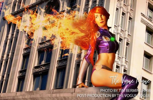 Starfire by AsheRogue