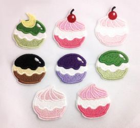 Poke Puffs - Embroidered Patch Style! by TheHarley