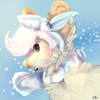 Snowflakes by Ashteroide