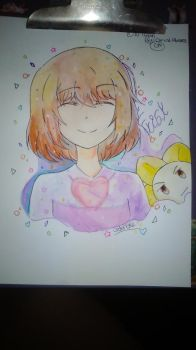 Frisk by XcariX21