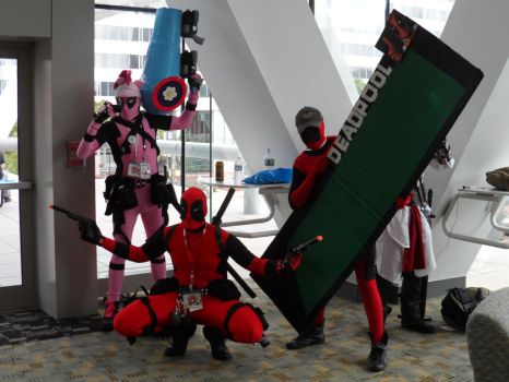 just because it's Deadpool by 0k4m