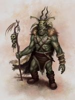 Shaman by R-Valle