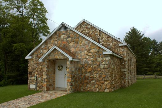 Bluemont Church by TheReverendEd