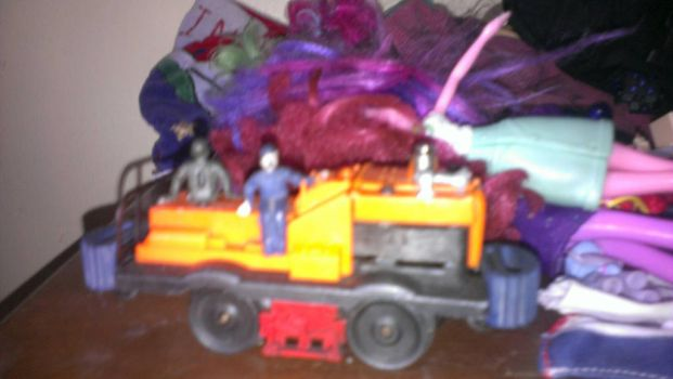 Lionel gang car by mariotg