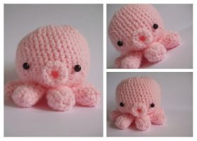 Amigurumi Octopus by Hello-Pebbles