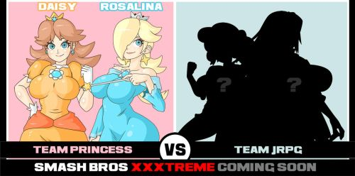 SMASH BROS XXXTREME coming soon: ROSALINA by Witchking00
