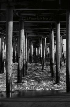 Old Orchard Beach 1 by VanessaNMPhotography