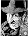 Freddy by Batman4art