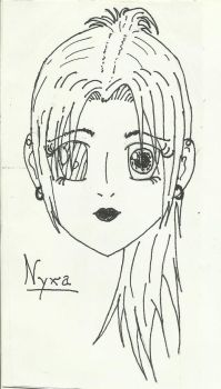 Nyxa by BitchinCupcake
