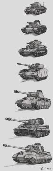 German Armor by TimSlorsky