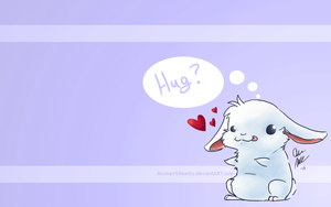 Hugs plz? by AnimeVSReality