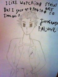 Jousway's Failure by jousway