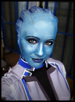 Liara - Mass Effect 3 by Soylent-cosplay