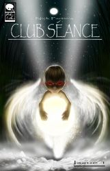 Nick Partin's CLUB SEANCE Issue 1 Front Cover by Partin-Arts