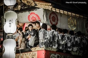 part of Gion Festival by decadeinthegrave