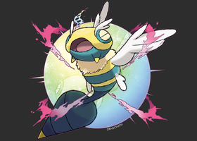 Mega Dunsparce