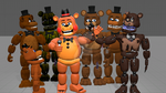 [FNAF] Have some Freddy :) by ChocolateFrog18