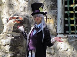 Undertaker the Mad Hatter by rawien