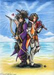 COMMISSION: Tales Of Vesperia by Snigom