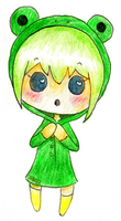 .:Frog Chara!:. by SweetberryPie22