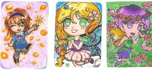 ATC /ACEO 1 by Linnzy