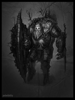 Undead assaulter by PabelBilly