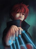 Sasori of The Red Sand by Dicenete