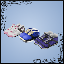 Sneaker pack DOWNLOAD by Reseliee