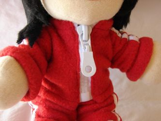 Rooftop Prince's Lee Gak plushie by Shizus