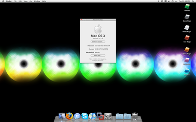 OS X Screenshot by Noble-Tempest