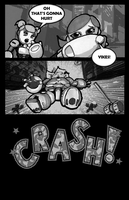 24 Hr Comic Challenge Page 18 by VR-Robotica