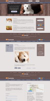 Breeder site template by blackblurrr