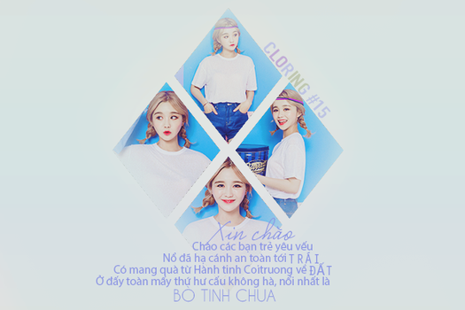 Psd Cloring  #15  @nochicens by HoJiPark