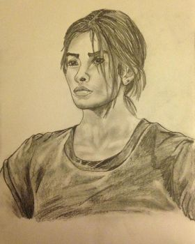 Sameen Shaw by a-caged-lion