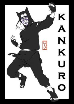 Commission - Kankuro by Roggles
